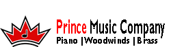 Piano Lessons at Prince Music Company